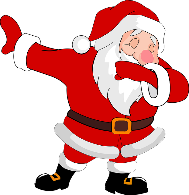 Who is Santa Claus?