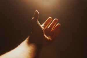 If Jesus is God, why did He pray?